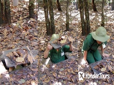 Private Cu Chi Tunnels - Half-Day guided Tour from Ho Chi Minh City