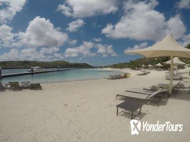 Private Curacao Speedboat Beach and Snorkel Adventure