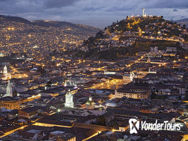 Private Day Tour: Quito Historical Center, Equator Line and Pululahua Crater