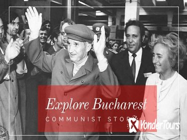 Private Day Tour-Explore Bucharest's Communist History