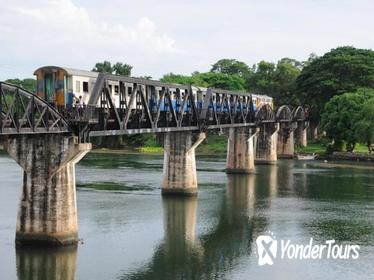 Private Day Trip from Bangkok: Kanchanaburi and River Kwai Tour
