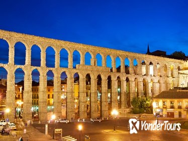Private Day Trip to Segovia from Madrid