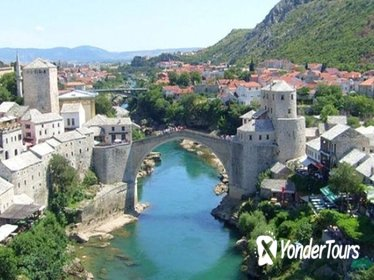 Private DayTrip: Blagaj, Poāitelj, Kavrice and Medugorje from Mostar