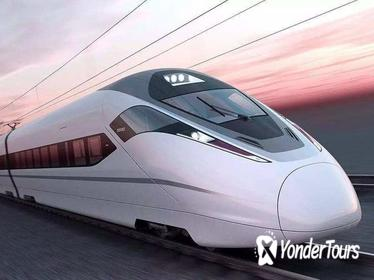 Private Departure Transfer to Hongqiao Railway Station from Shanghai City