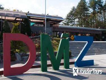 Private DMZ tour from Seoul or Gyeonggi-do