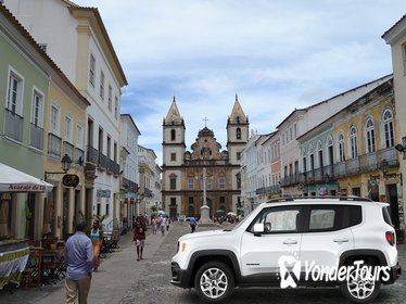 Private Exclusiv Cruise Tour max 4 passangers Salvador da Bahia SUV