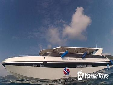 Private Exclusive Tour Speed Boat Charter to Phi Phi , Maya, Khai Island