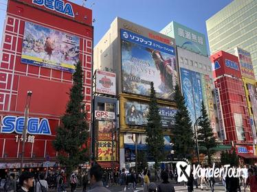 Private Experience Akihabara Electric Town: Karaoke, Anime and Otaku Culture in Tokyo