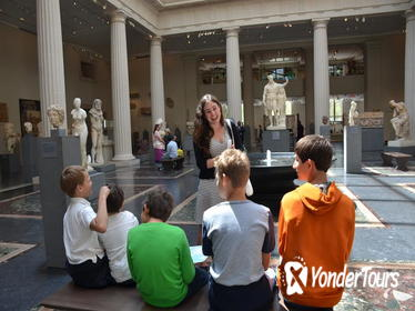 Private Family Tour at Metropolitan Museum of Art