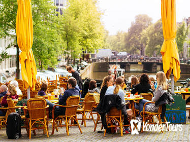 Private Food and Albert Cuyp Market Tour in Amsterdam