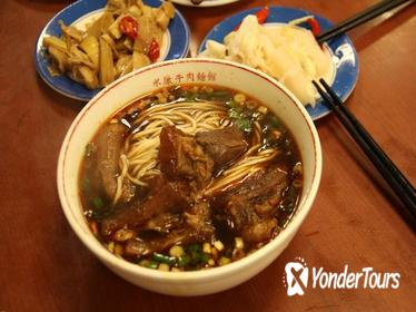 Private Food and Walking Tour of Eastern Taipei with Lunch