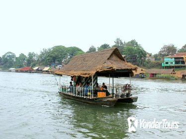 Private Full Day Buddha Park and Nam Ngum Lake Tour