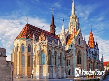 Private Full Day City Tour of Budapest with private driver and separate guide