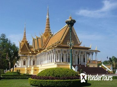 Private Full Day Phnom Penh City Tour