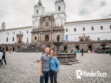 Private Full Day Quito City and Middle of the World Monument Tour
