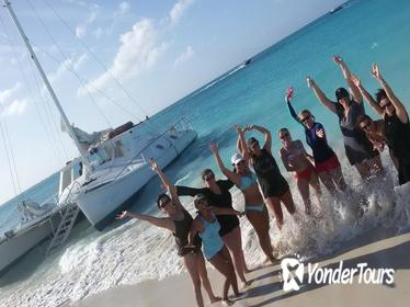 Private Full Day Sailing Charter and Beach Barbecue