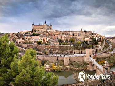 Private full day tour of Toledo and Segovia from Madrid