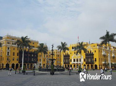Private Full-Day Best of Lima Tour