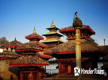 Private Full-Day Tour of UNESCO World Heritage Sites in Kathmandu