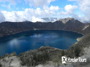 Private Full-Day Tour to Quilotoa Crater Lake from Quito