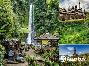 Private Full-Day Tour: Bali Natural and Temples