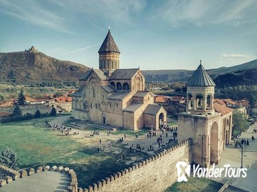 Private Full-Day Trip of Ancient Mtskheta, Uplistsikhe and Grakliani from Tbilisi