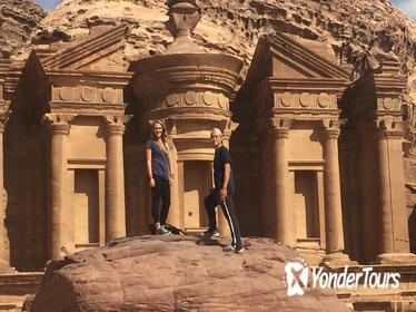Private Full-Day Trip to Petra from Amman