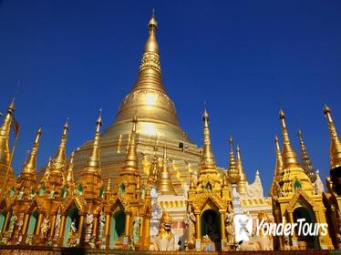 Private Full-Day Yangon City Tour with Thilawa Port Transfers
