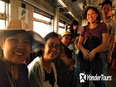 Private Full-Day Yangon Tour Including Circular Train Ticket and Lunch