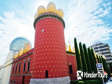 Private Girona & Dalí Full Day Tour from Barcelona
