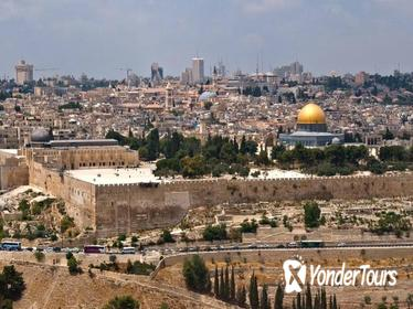 Private Guide: 2-Day Walking Tour of Old City and New City Jerusalem
