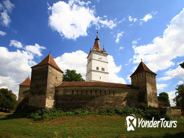 Private Guided Day Tour of Harman and Prejmer Fortified Churches and Wailing Waterfall from Brasov