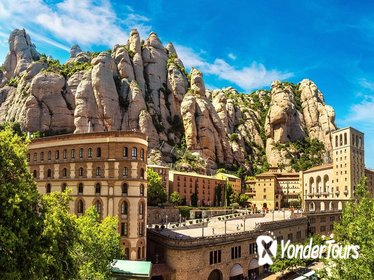 Private Guided Tour to Montserrat and Organic Winery from Barcelona