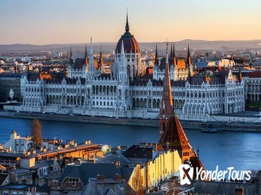 Private Half Day City Tour of Budapest with private driver and separate guide
