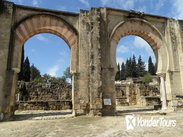 Private Half Day Tour of Medina Azahara from Cordoba