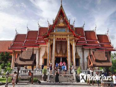 Private Half-Day Guided Phuket City Tour with Hotel Pickup and Drop-off