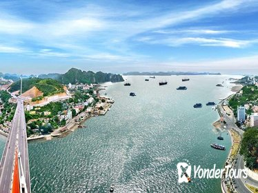 Private Half-Day Halong City Tour with Seafood Meal