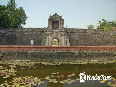 Private Half-Day Manila with Rizal Park and Fort Santiago