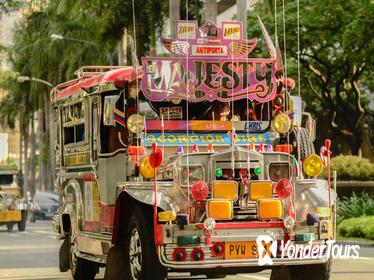 Private Half-Day Shore Manila City Tour by Jeepney
