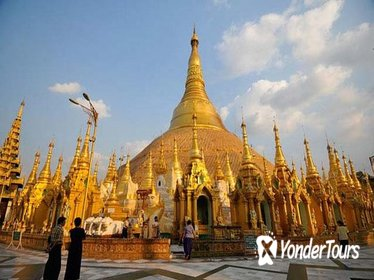 Private Half-Day Tour: Evening Charms of Yangon