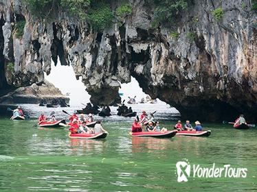 Private James Bond Tour by Long Tail Boat (Max 6 persons )