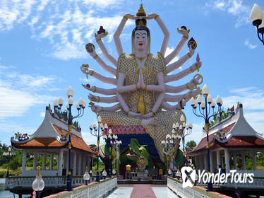 Private Ko Samui Island Tour with Air-Conditioned VIP Minivan