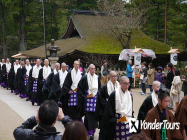 Private Mt. Koya Day Trip with a Professional Photographer from Osaka or Kyoto
