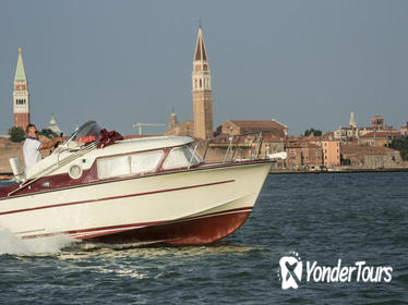 Private Murano and Burano Sightseeing Cruise Tour from Venice