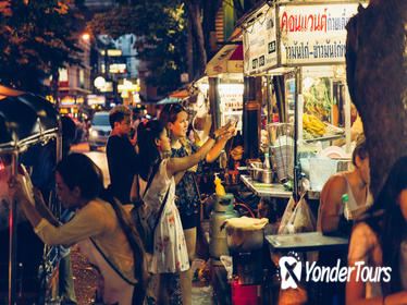 Private Night Food Tour in Bangkok