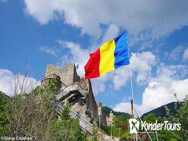 Private One Day Tour of Medieval Romania from Bucharest
