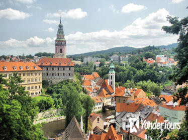 Private One-way Transfer to Salzburg from Prague via Cesky Krumlov