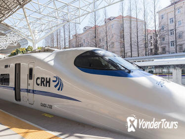Private One-Way Transfer: Shanghai Hongqiao Railway Station