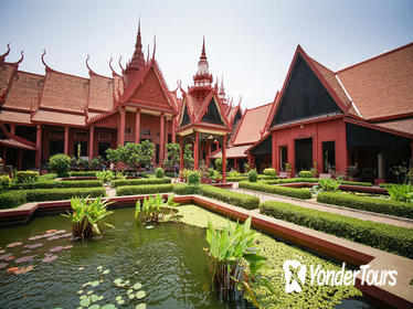 Private Phnom Penh Icons City Tour