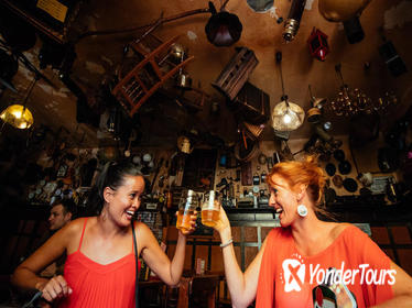 Private Prague Hangover Walking Tour with Drinks and Burger